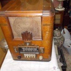 Radios de válvulas: RADIO ZENITH. Lote 48157864