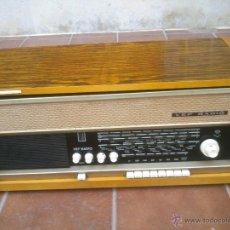 Radios de válvulas: RADIO TOCADISCOS. VEF RADIO.AÑOS;60S.SOVIETICA. Lote 48443051