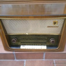 Radios de válvulas: ANTIGUA RADIO SOVIETICA.ORIGINAL. Lote 48935507