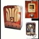 Radios de válvulas: RADIO GENERAL ELECTRIC A-53, USA AÑO 1932. Lote 48965312