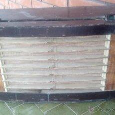 Radios de válvulas: RADIO ANTIGUA DE VÁLVULAS AÑOS 40/50. Lote 48992917
