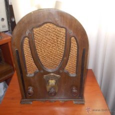 Radios de válvulas: RADIO CAPILLA GENERAL ELECTRIC. Lote 49011389