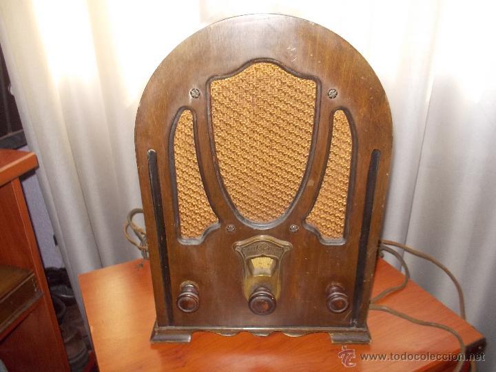 Radios de válvulas: Radio capilla General electric - Foto 2 - 49011389