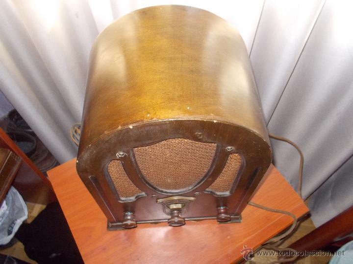 Radios de válvulas: Radio capilla General electric - Foto 3 - 49011389