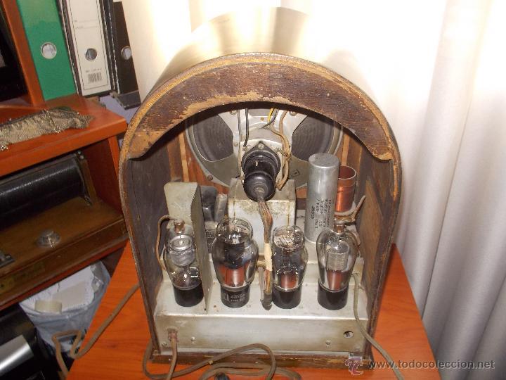 Radios de válvulas: Radio capilla General electric - Foto 4 - 49011389