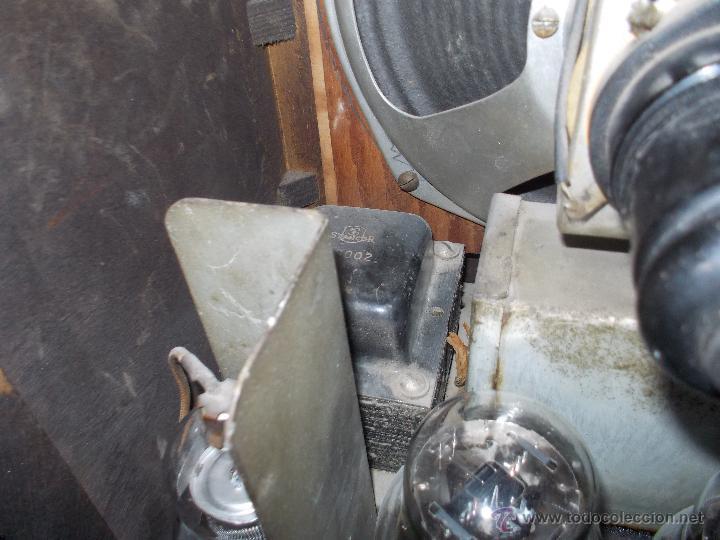 Radios de válvulas: Radio capilla General electric - Foto 6 - 49011389
