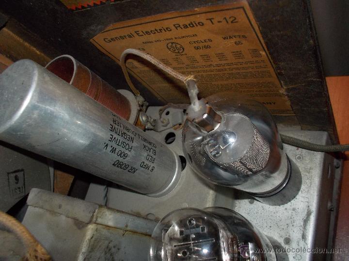 Radios de válvulas: Radio capilla General electric - Foto 7 - 49011389