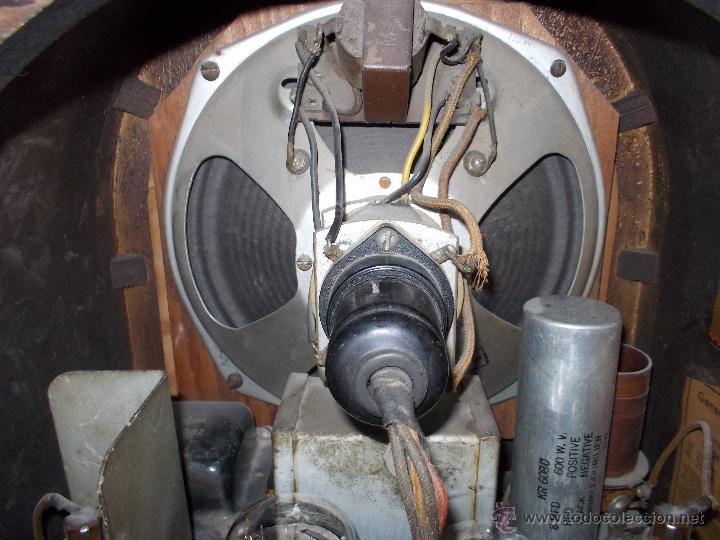 Radios de válvulas: Radio capilla General electric - Foto 9 - 49011389