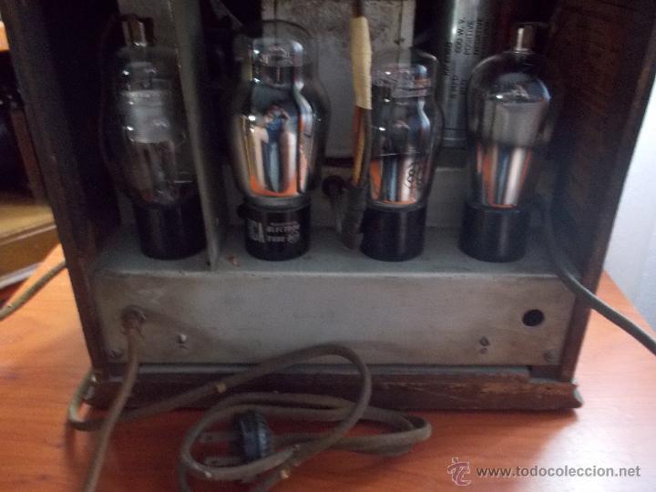 Radios de válvulas: Radio capilla General electric - Foto 10 - 49011389