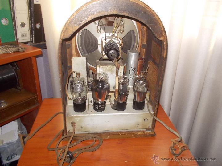 Radios de válvulas: Radio capilla General electric - Foto 11 - 49011389