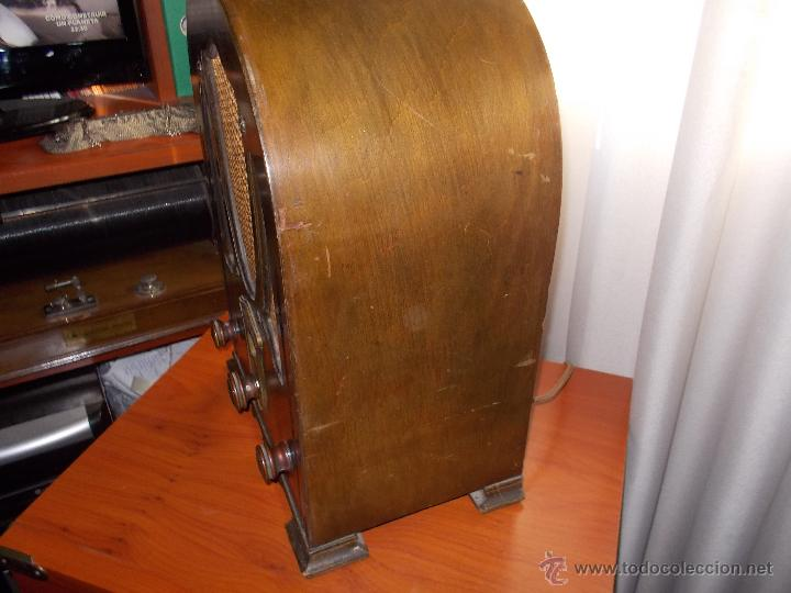 Radios de válvulas: Radio capilla General electric - Foto 14 - 49011389