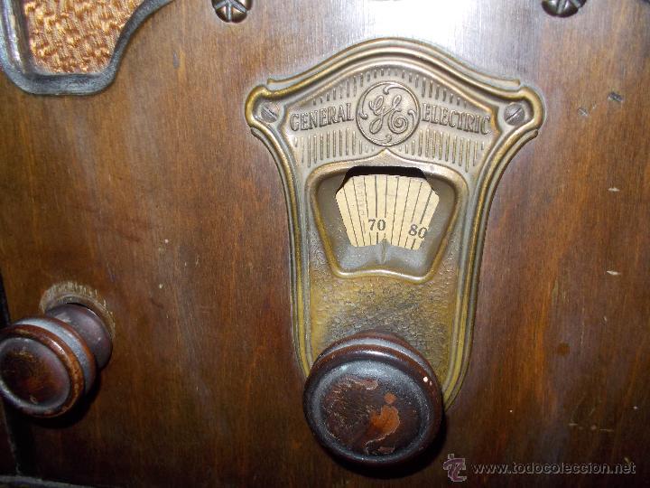 Radios de válvulas: Radio capilla General electric - Foto 15 - 49011389