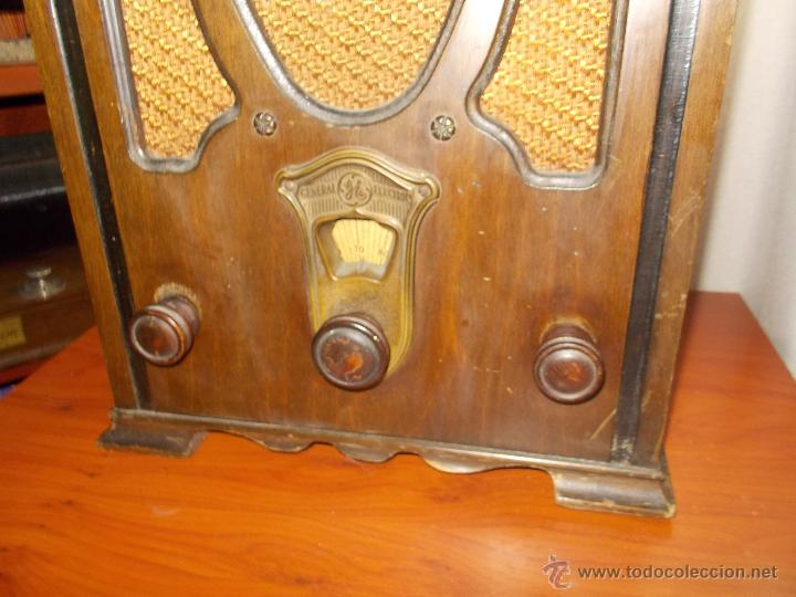 Radios de válvulas: Radio capilla General electric - Foto 16 - 49011389