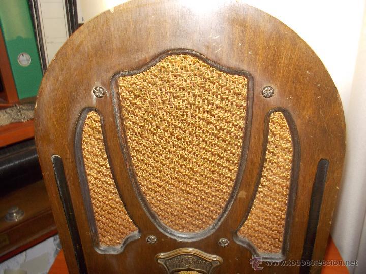 Radios de válvulas: Radio capilla General electric - Foto 17 - 49011389