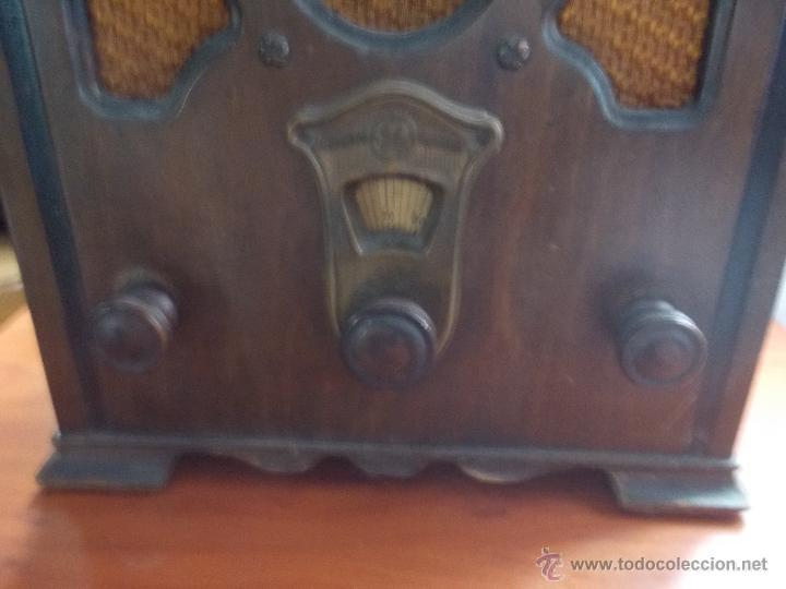Radios de válvulas: Radio capilla General electric - Foto 18 - 49011389