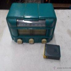 Radios de válvulas: RADIO LAK BABY. Lote 49075452
