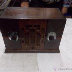 Radios de válvulas: RADIO CROSLEY MODELO 563. Lote 49292878