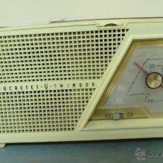 Radios de válvulas - RADIO A VÁLVULAS DUCRETET-THOMSOM - 49418980