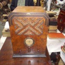 Radios de válvulas: RADIO NEW SUPER. Lote 75606474