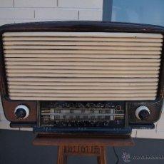 Radios de válvulas: RADIO ANTIGUA ESPAÑOLA. Lote 49598542