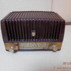 Radios de válvulas: RADIO PHILIPS AÑO 1953. Lote 49698405