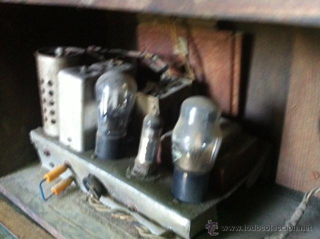 Radios de válvulas: RADIO VALVULAS - Foto 6 - 44302163
