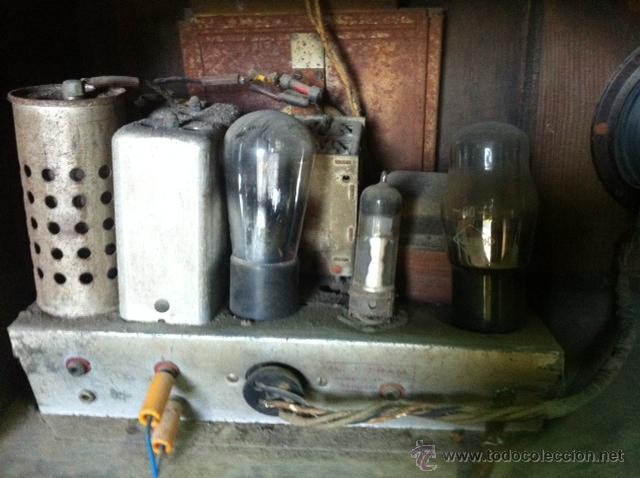 Radios de válvulas: RADIO VALVULAS - Foto 7 - 44302163