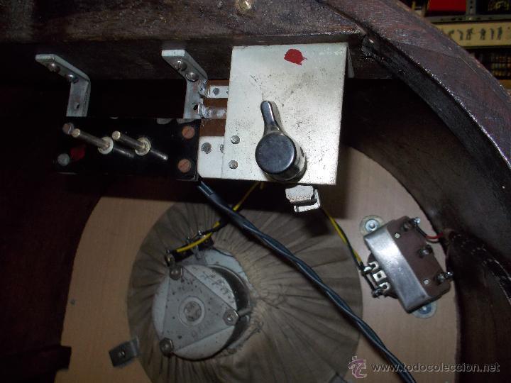Radios de válvulas: Radio Philips 636A Funcionando - Foto 9 - 50207410