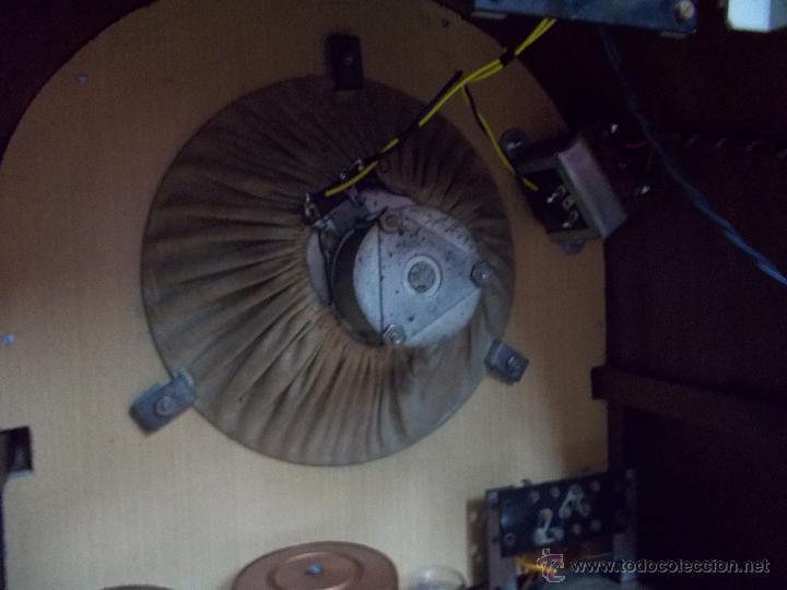 Radios de válvulas: Radio Philips 636A Funcionando - Foto 10 - 50207410