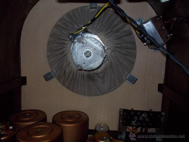 Radios de válvulas: Radio Philips 636A Funcionando - Foto 11 - 50207410