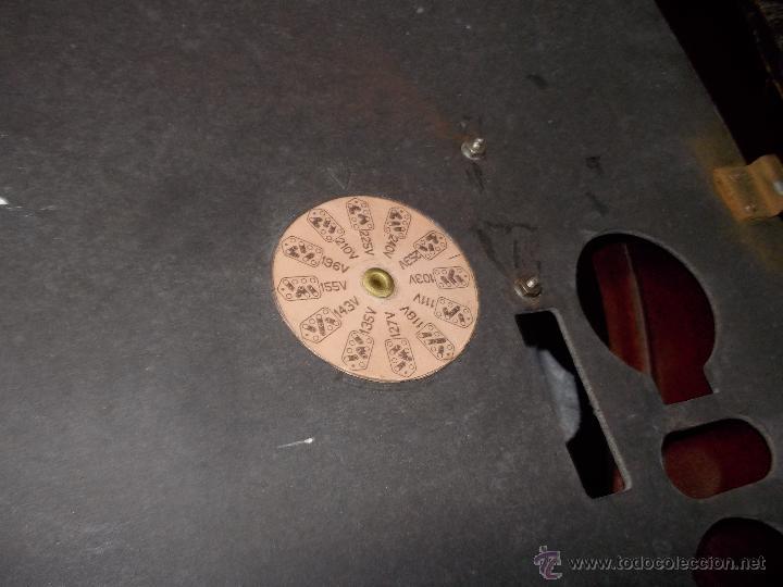 Radios de válvulas: Radio Philips 636A Funcionando - Foto 18 - 50207410