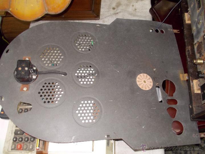 Radios de válvulas: Radio Philips 636A Funcionando - Foto 19 - 50207410