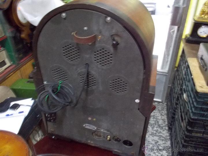 Radios de válvulas: Radio Philips 636A Funcionando - Foto 21 - 50207410