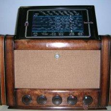 Radios de válvulas: RADIO INVICTA. Lote 50357378