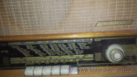 Radios de válvulas: RADIO INVICTA MODELO 7474 - Foto 3 - 52005016