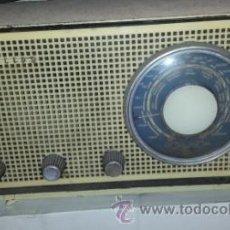 Radios de válvulas: RADIO FHILIPS. Lote 52005076