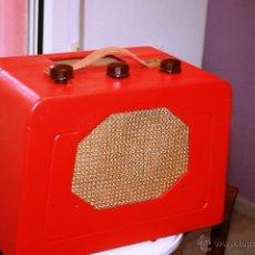 Radios de válvulas: RADIO EVER READY CO.(GB) LTD.; LONDON MODELO A 1940 FUNCIONA CON UNA PLACA DE FM LEER MAS VER VIDEO. Lote 52728399