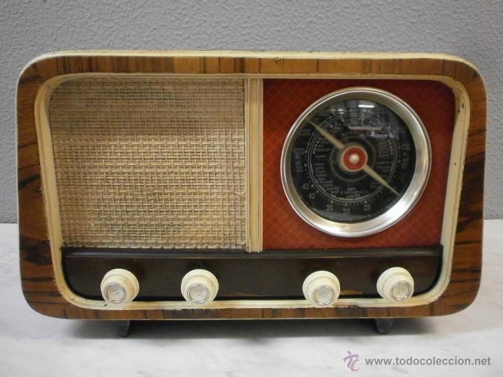 Antigua radio vintage radio de v lvulas comprar radios de v lvulas en todocoleccion - Fotos radios antiguas ...