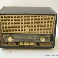 Radios de válvulas: RADIO PHILIPS PARA REPARAR. Lote 53128285