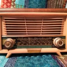 Radios de válvulas: RADIO DE VALVULAS. Lote 53306783