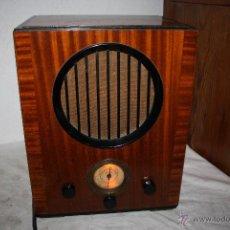 Radios de válvulas - AGA BALTIC AÑOS 30 FUNCIONA - 53664798