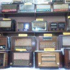 Röhrenempfänger - bonita colección de radios antiguas - 53735511