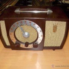Radios de válvulas: RADIO ZENITH FUNCIONANDO. Lote 53751851