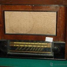Radios de válvulas: RADIOS DE VALVULAS. Lote 54062626
