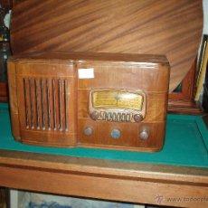 Radios de válvulas: RADIO DE VALVULAS. Lote 54062934