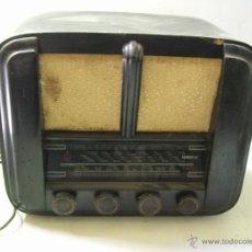 Radios de válvulas: RADIO REX.. Lote 54065555