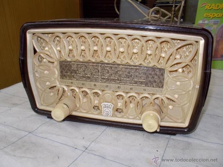 RADIOLA TYPE RA11-U (Radios, Gramófonos, Grabadoras y Otros - Radios de Válvulas)