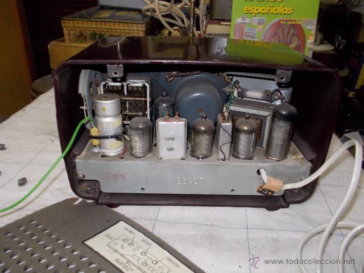Radios de válvulas: Radiola Type RA11-U - Foto 2 - 54104956