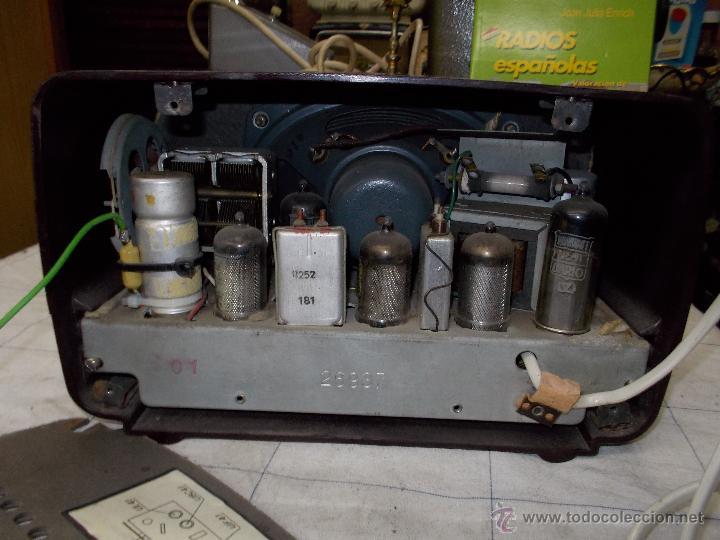 Radios de válvulas: Radiola Type RA11-U - Foto 5 - 54104956