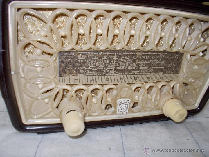 Radios de válvulas: Radiola Type RA11-U - Foto 9 - 54104956